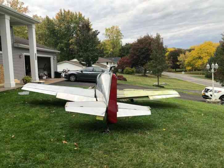 Midget Mustang One Air Race Aircraft    U201c Parts Or Repair