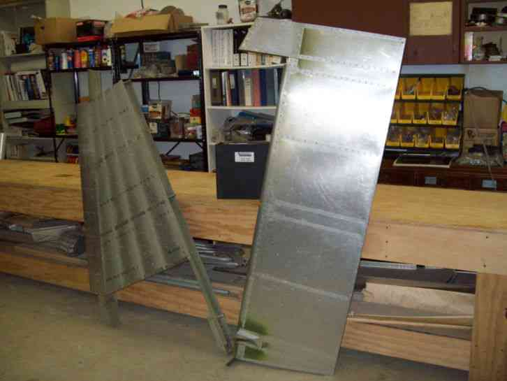 Murphy Moose Sr3500 Kit New Only Vertical Stabilizer And