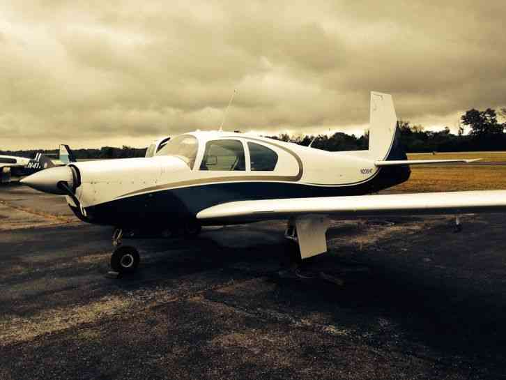 NICE MOONEY 200 HP SUPER 21 CAN DELIVER FOR EXPENSES ONLY
