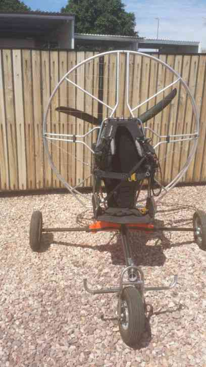 Nirvana Rodeo w/tandem trike, PPG, Powered Paraglider, paraglider, many extras!