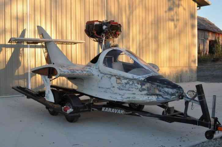 Osprey 2 Amphibian Seaplane Needs To Be Finished 90 Now With