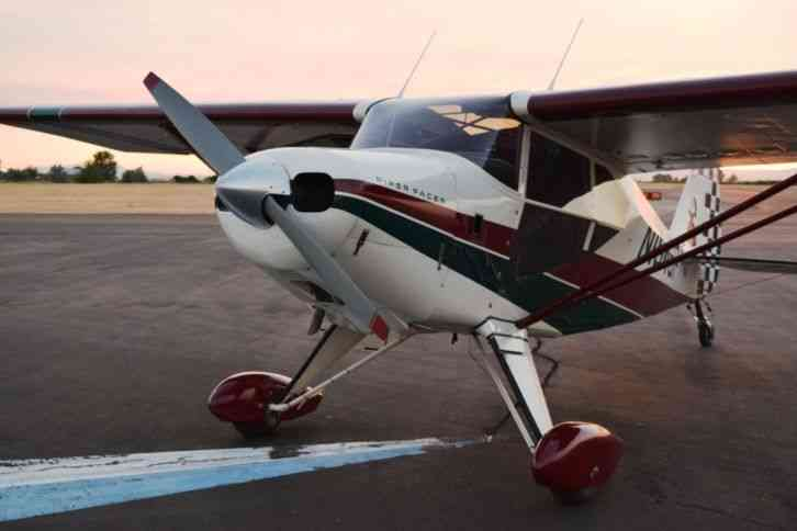 """""""Completely Rebuilt with many Alaska modification in 1995 """" Piper 1955  Beautiful Pacer Ready for a"""