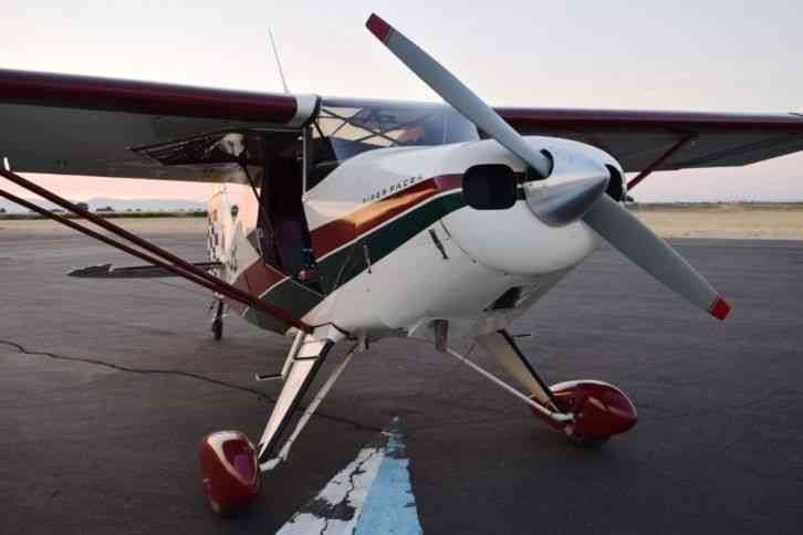 """Piper : """"Completely Rebuilt with many Alaska modification ..."""