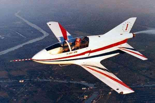 James Bond Jet Fornof Aerojet Special The Aircraft