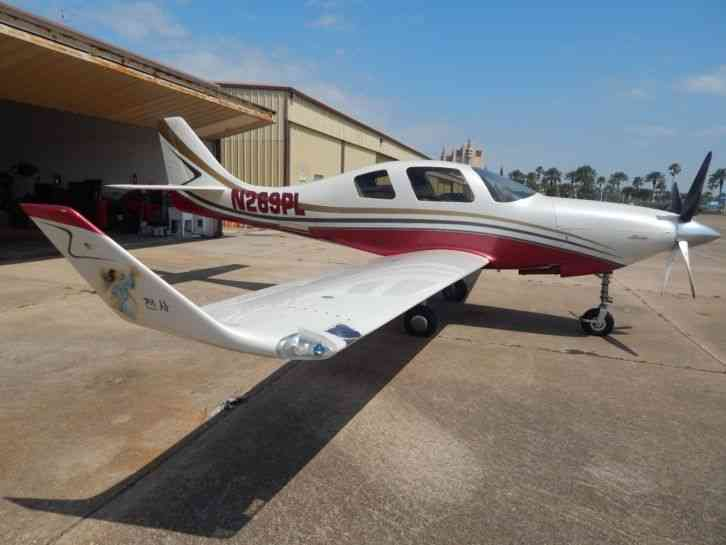 lancair weight