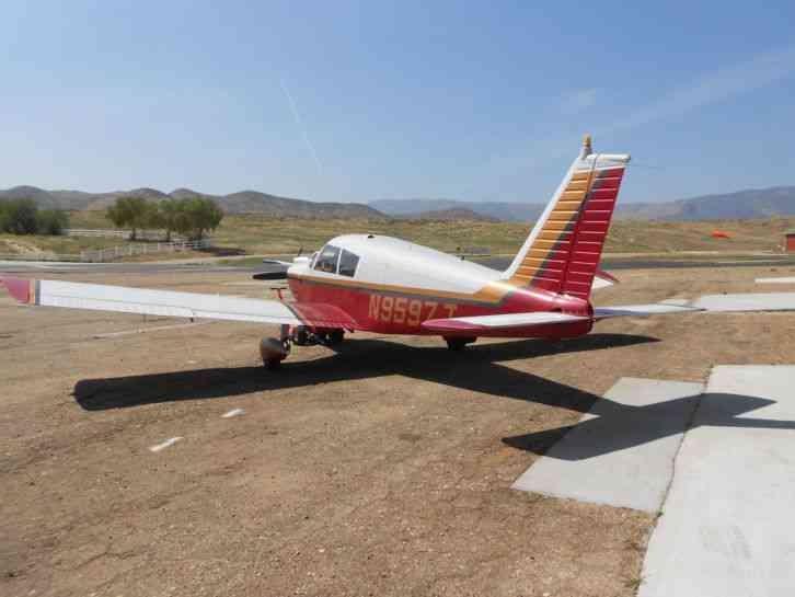 Piper Cherokee 180 1966 THIS IS A VERY NICE LOOKING AND RUNNING CHEROKEE,  GREAT 4 PLACE AIRCRAFT