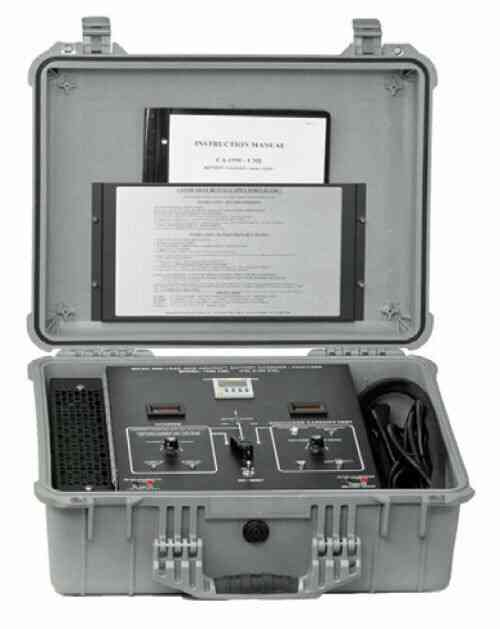 POWER PRODUCTS BATTERY CHARGER ANALYZER CA-1550 CML