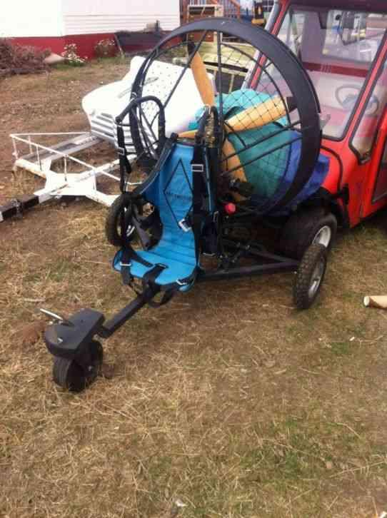 Paramotor Trike Powered Paraglider Trade motorcycle 4x4