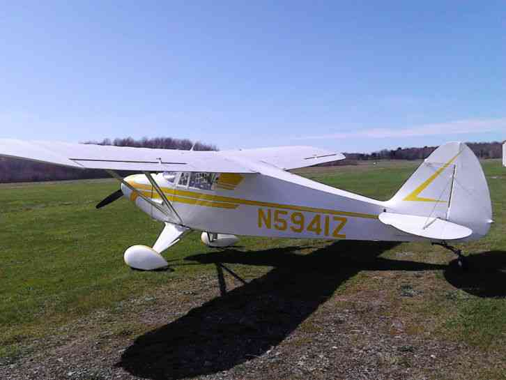 1963 Piper Colt that I have owned since 2004  Airframe has app  7000 hrs   Eng is a mid time Lycoming
