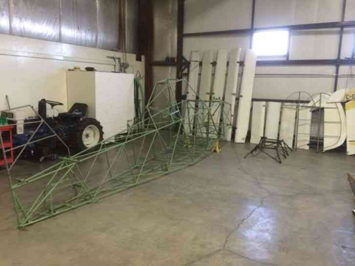 """Piper PA 25 Pawnee : """"Good project lots of work already done and on"""