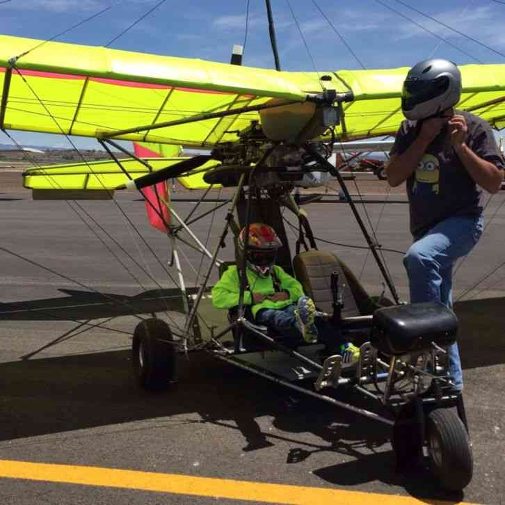 Quicksilver MX II Sprint (N number & FAA Light Sport Registered)
