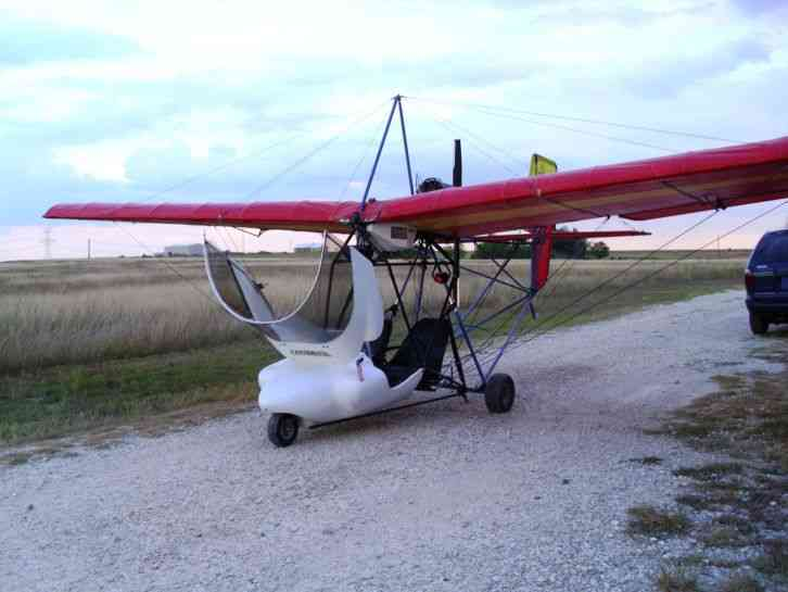 airplane ultralight