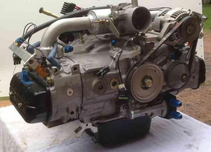 Ram subaru 115hp engine new ram racing ea81 115 horse for Used subaru motors for sale