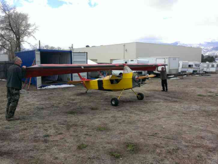 "Location:Colorado Springs, Colorado, United States ""This plane is a project  but complete"" This plane"