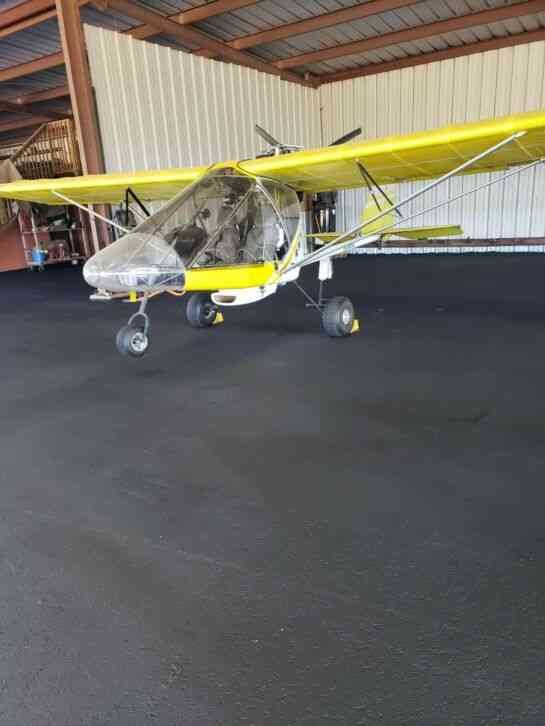 Rans S12XL aircraft  Condition is  no issues, Rotax 912s 100 hp  EIS, Ready  to fly home in