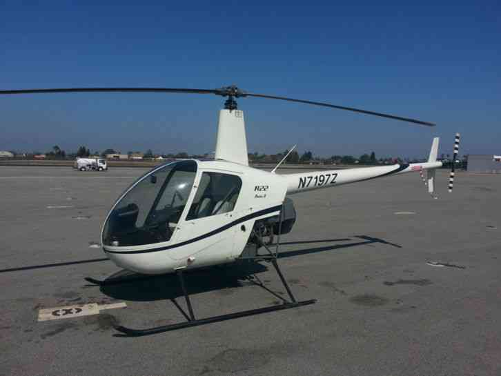 Robinson R 22 Beta 2 With Fresh Overhaul Performed By