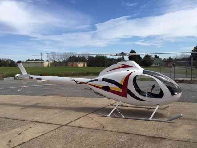 Rotorway Exec Helicopter NO RESERVE!!