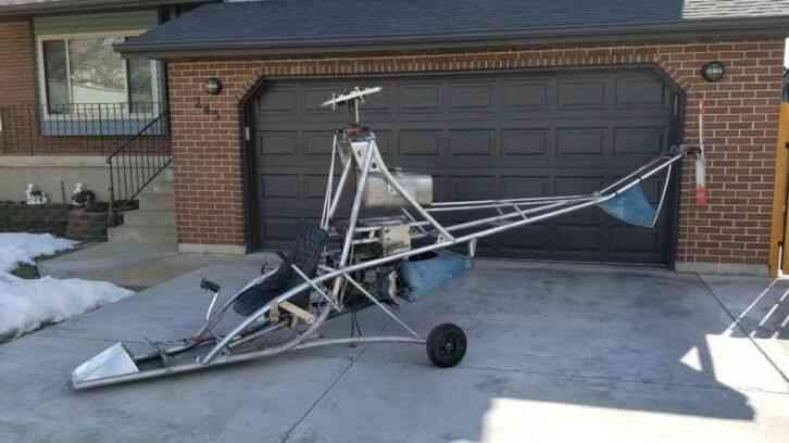 ultralight helicopter