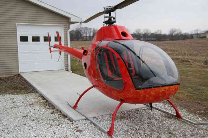 Paint Job Cost >> Rotorway : 2000 Exec Helicopter. The upgrade costs alone ...