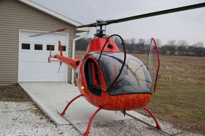 Rotorway   2000 Exec Helicopter  The Upgrade Costs Alone