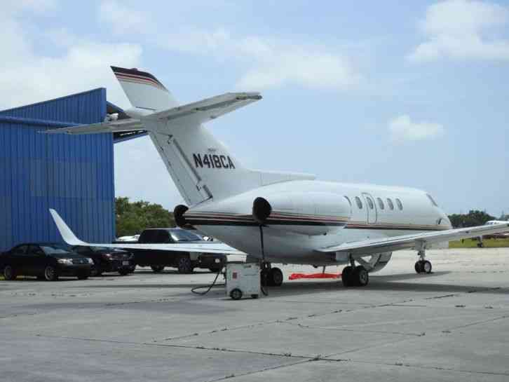 SIC Type Rating Guaranteed in 3 days - Training in Real Hawker 800 SP 3T/O+3LDGS