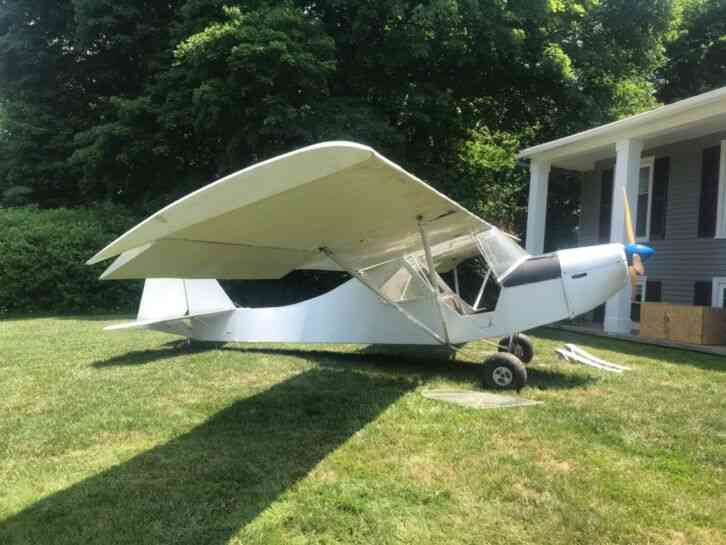 STOL Aircraft Ultralight Tail Wheel Two Seater Cub J3 Kitfox Bush Plane