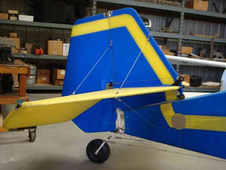 Ultralight    U201cvery Nice Overall Condition  Lots Of New Parts  Wings Will Be