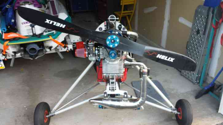 on 4 Stroke Ultralight Aircraft Engines