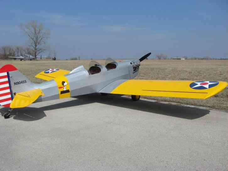 """Facet Fuel Pump >> Space Walker II : """"This aircraft was licensed as Light ..."""