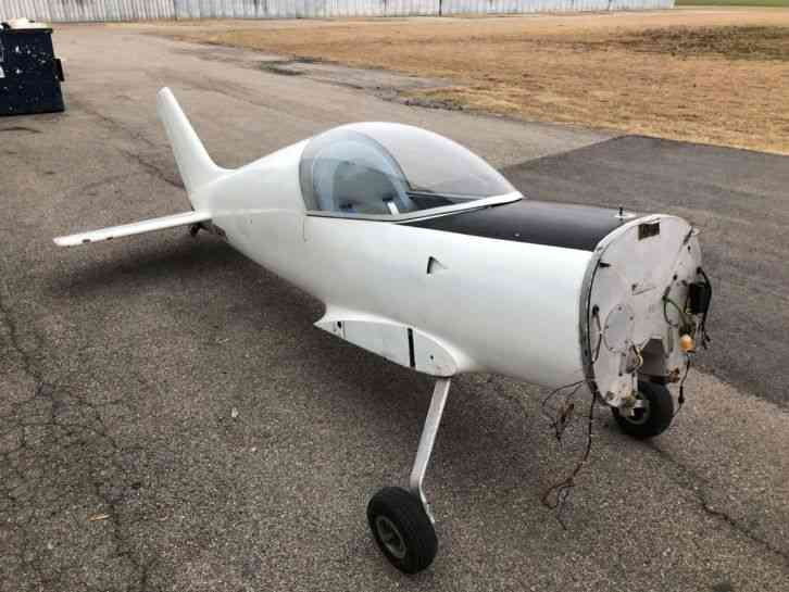 Starlite Single Seat Fixed Wing Aircraft