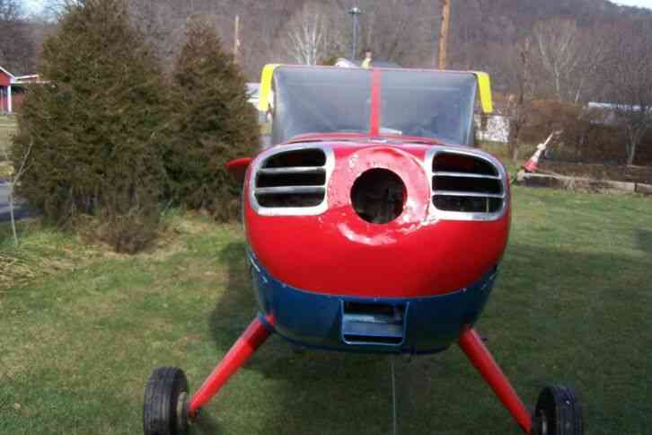 skystinson airplane