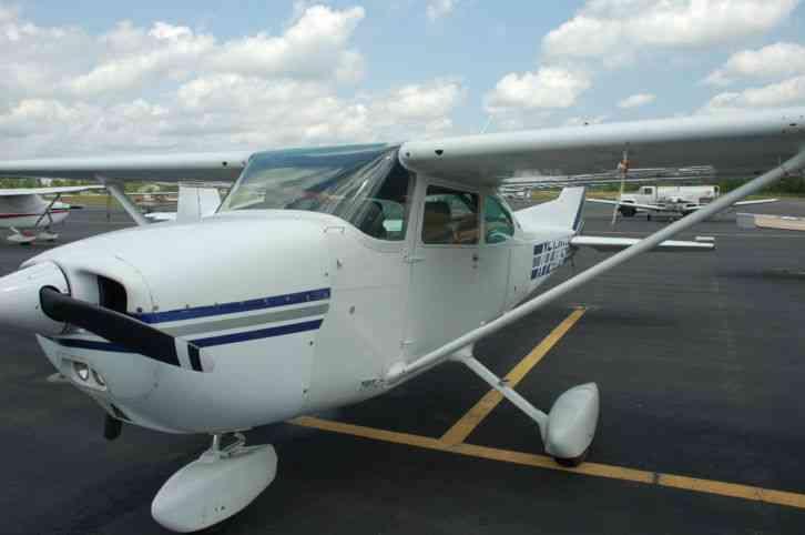 Cessna 1977 1977 172n For Sale N Number N73ms Serial