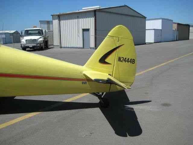 1950 Swift GC 1B 1950 Globe Temco Swift GC 1B, 0 360 Lycoming with Hartzell  Constant Speed Prop and