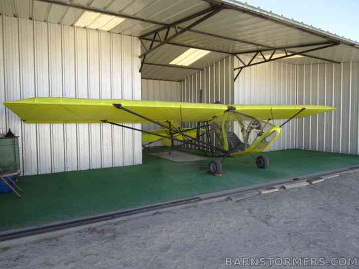 ultralight airplane