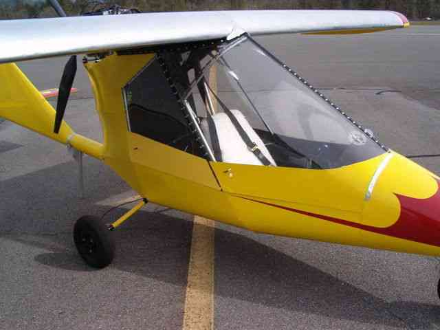 Titan Tornado 1 Ultralight Aircraft Airplane Single Seat