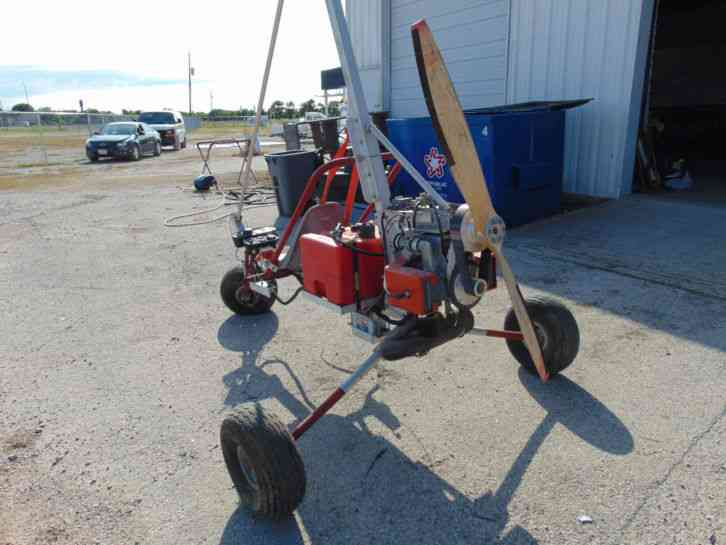 Toucan GibboGear Toucan ultalight with Zenoah G50CB6 engine  Also comes  with unflown GibboGear 240