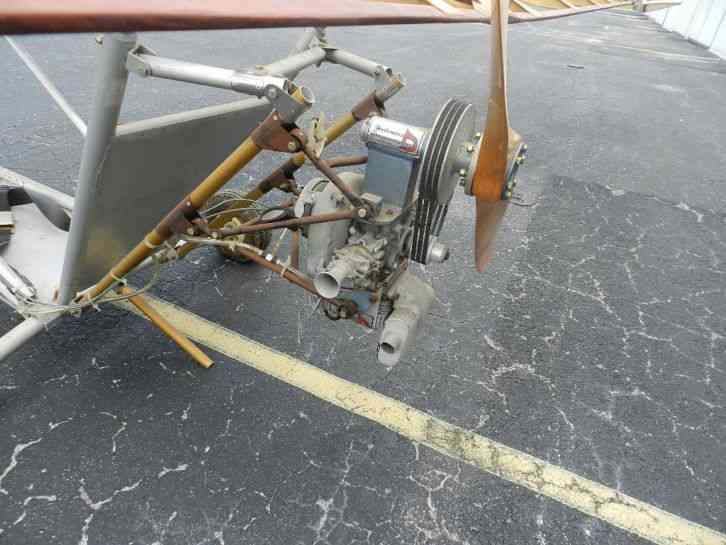 Ultralight Airplane New Kit Was Purchased Amp Received In