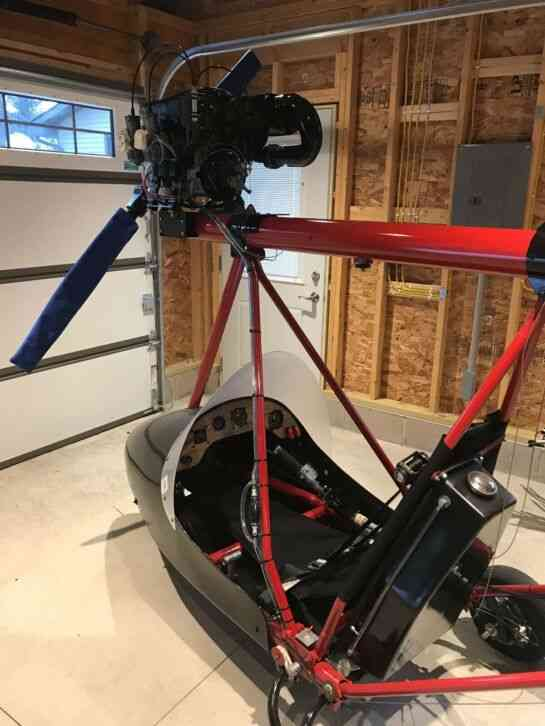 Ultralight Aircraft Phantom X1 503 DCDI 103 legal