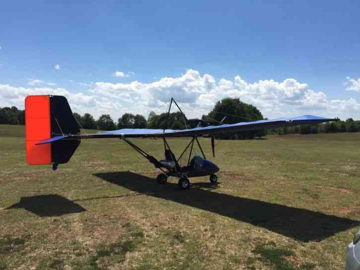 New sails completly new aircraft hardware, powder coated frame  Newly  rebuilt Rotax 503  Fly great