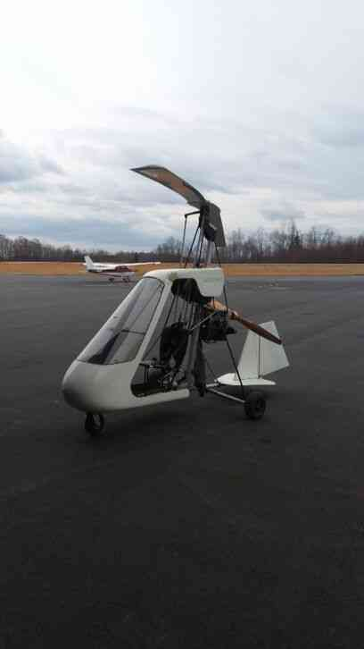 gyrocopter ultralight