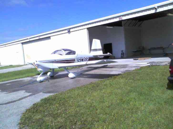 Vans Rv 6a airplane similar; rv 7 cessna piper