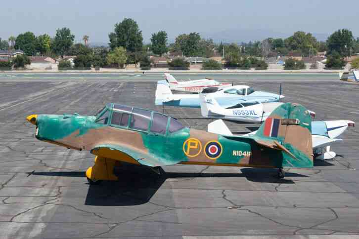 warbirds among
