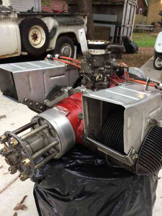 """""""Engine is complete with mag, and carb  Engine rolls over selling as is""""  Brand: McCulloch Warranty"""