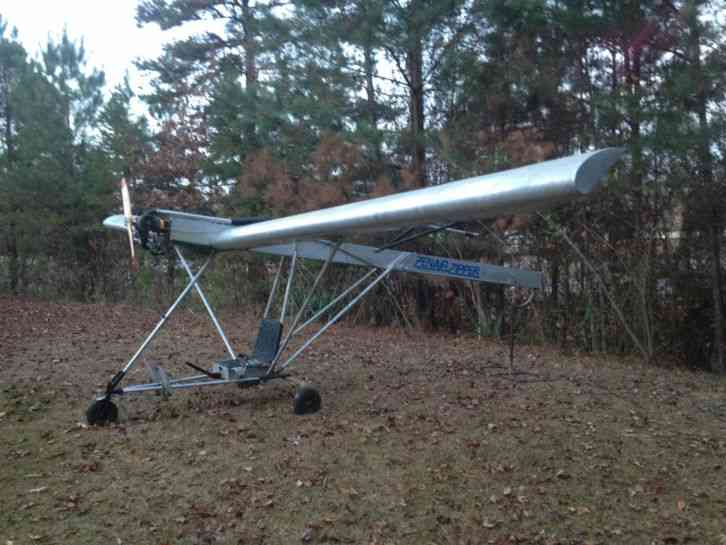 Zenair   For Sale Is A Rare Zipper Ultralight Aircraft