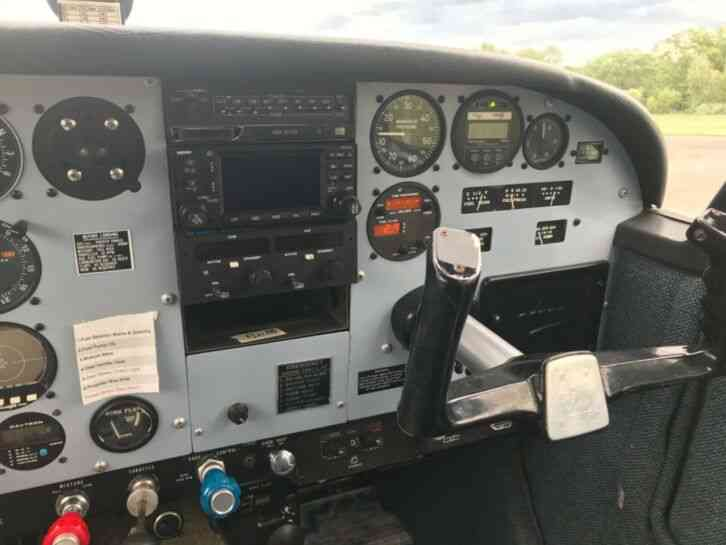 garmin airplane