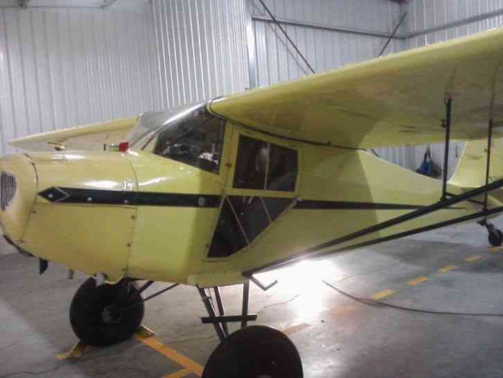Taylorcraft 1940 The Has A Lot Of Mods C85 12 Engine