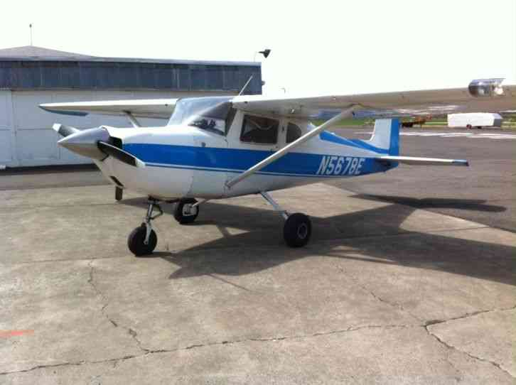 Ebay Motors Single Engine Airplane Cessna 150 150 Hp Country Region Of
