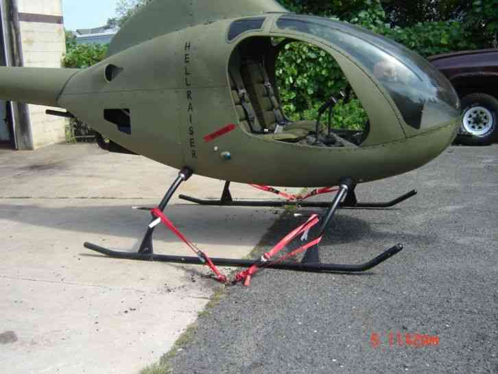 Rotorway : 2008 Helicopter: 162F 1999 (kit shipment date