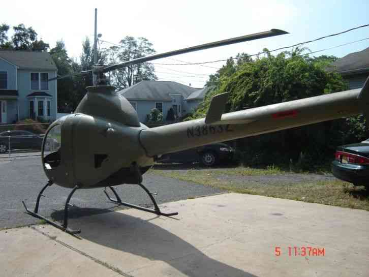 tensioner helicopter