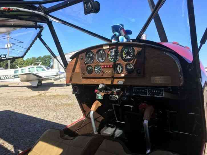 Kitfox 2 : , 582 rotax mod 99 blue head  12 hours on new